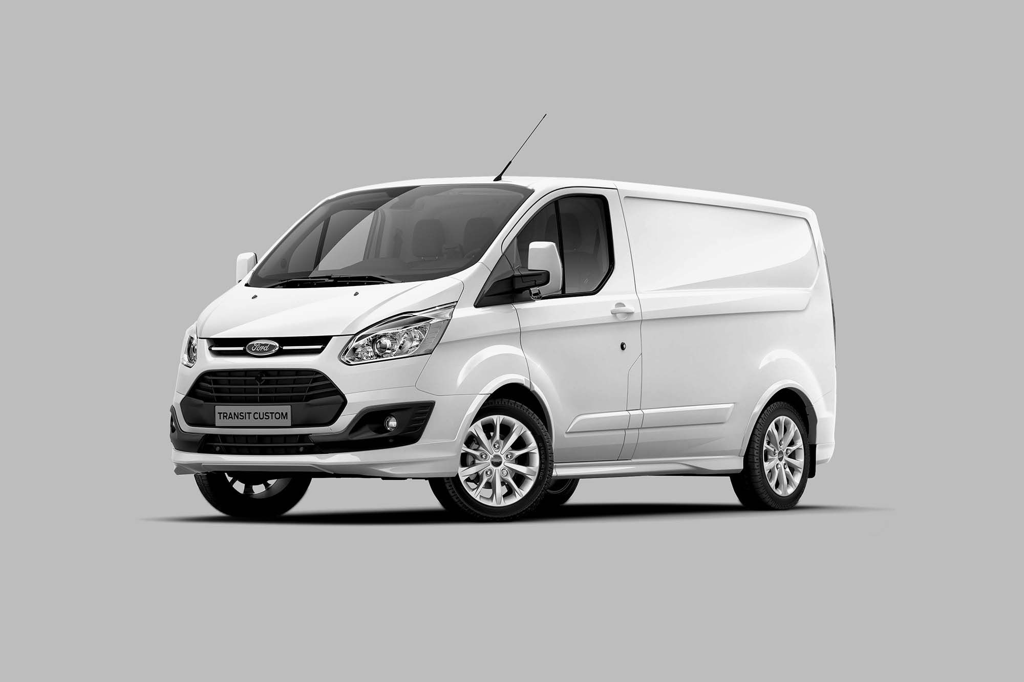 Free Ford Van Mockup Vehicle Sign Branding In 2020 Transit Custom Ford Transit Ford Van