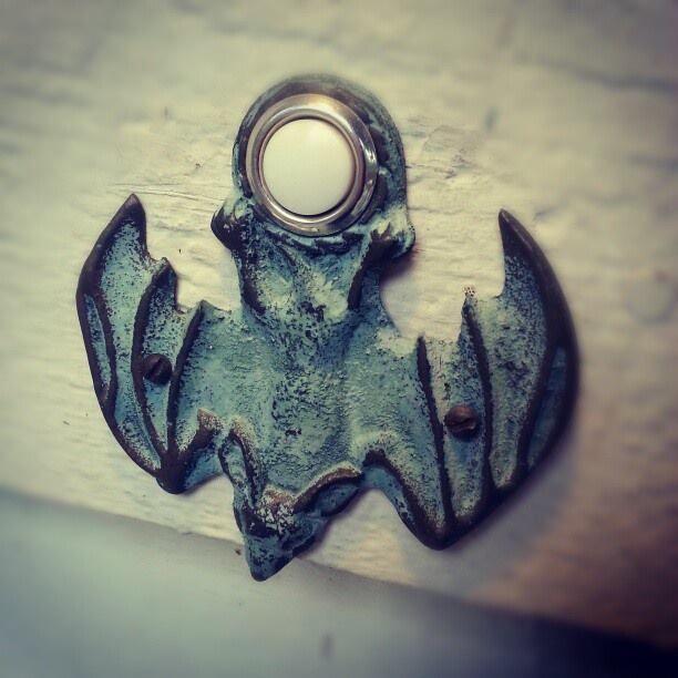 Bat Door Bell