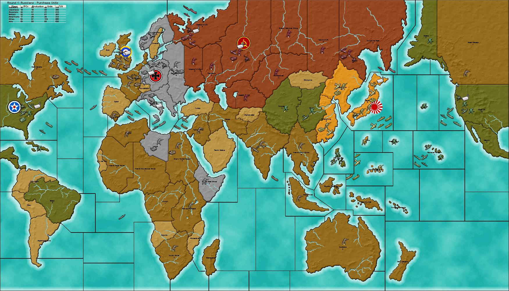 1939B Russia in the Axis War, World war ii, World war