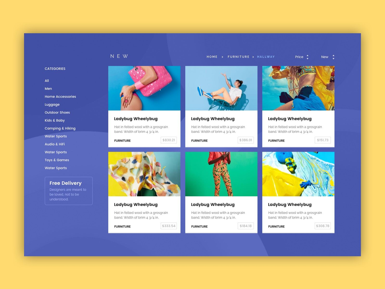 I really do enjoy surfing on Dribbble for inspiration, it's really a great platform to see what people are working on and possibly some of the latest trends in action.