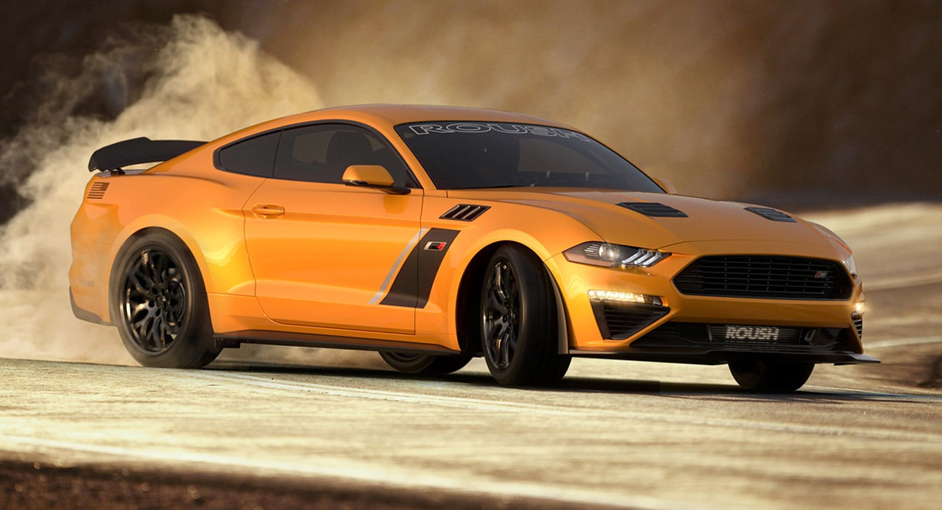 Roush's 2020 Ford Mustang Stage 3 Has GT500 Power And More Restrained Looks
