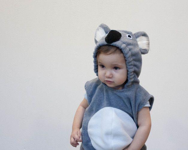 Koala-Kostüm, Kleinkind-Halloween-Kostüm, Koala-Bären-Partei-Kostüm ...