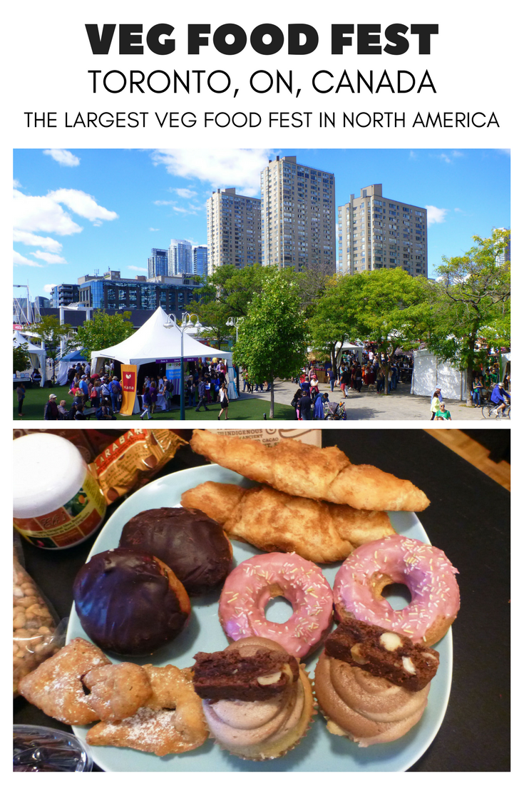 Toronto Vegetarian Food Festival All about travels