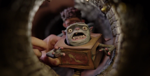 Behind the scenes - the-boxtrolls Photo