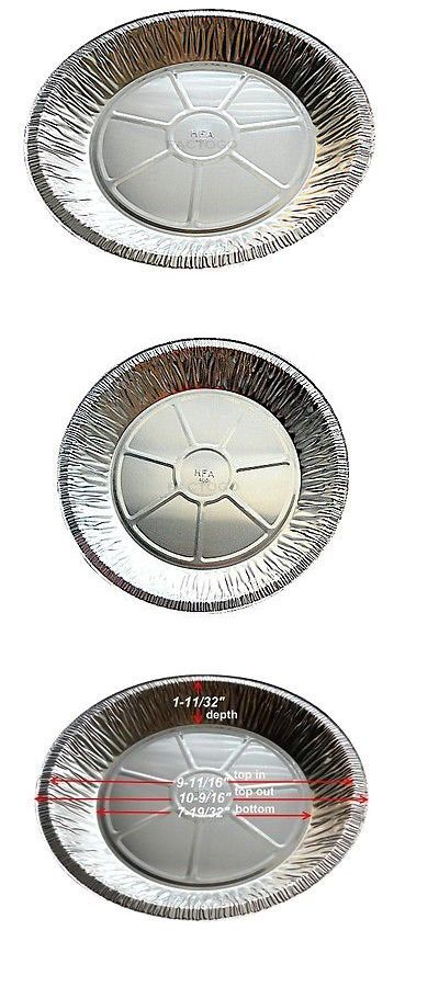 Handi-Foil 11  Aluminum Pie Pan Tin 1 11/32  Deep -  sc 1 st  Pinterest & Handi-Foil 11