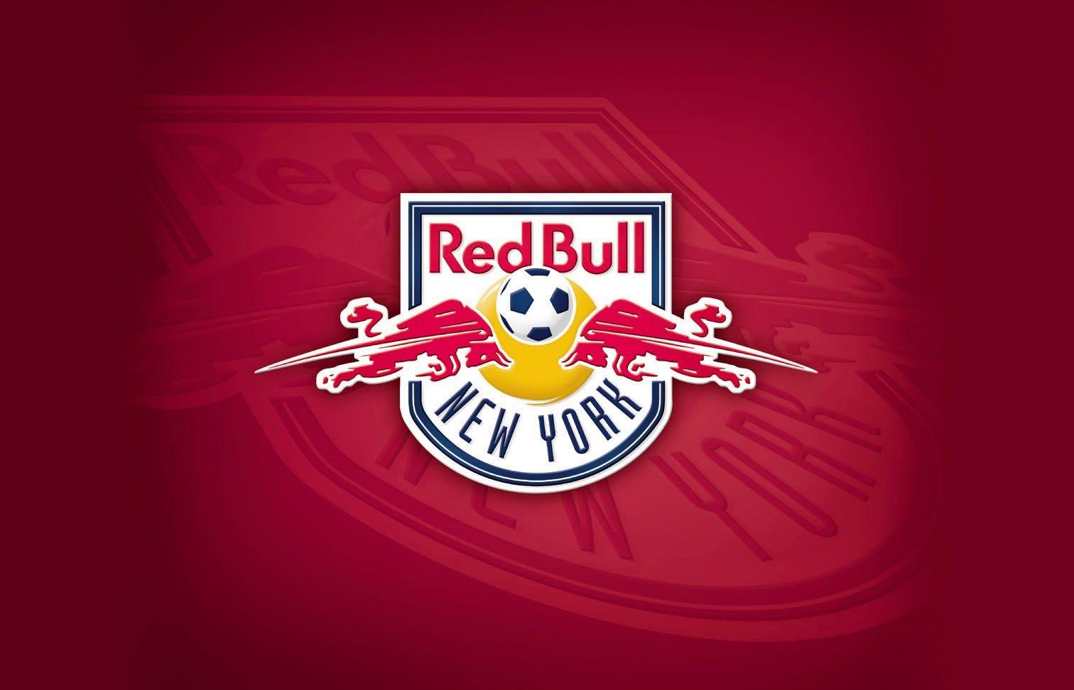Red bulls new york logo #1