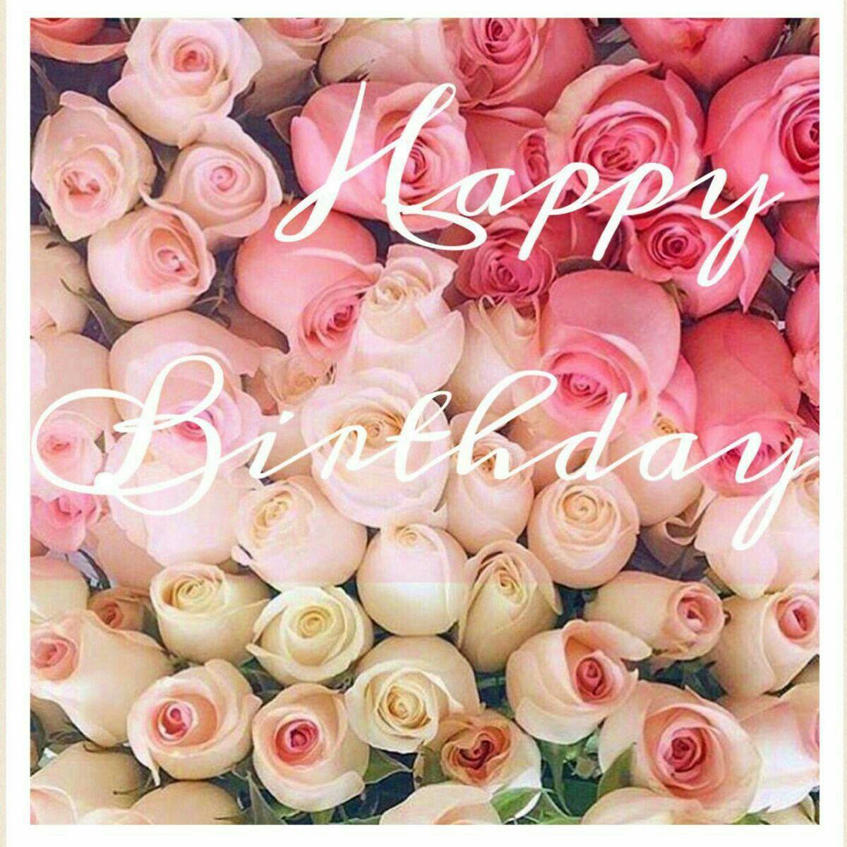 Pin By Niki Bof On Pinterest Birthday Wishes Happy
