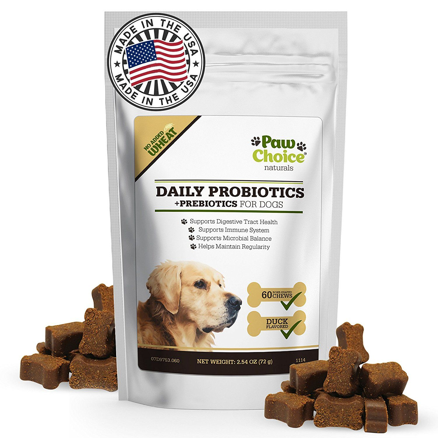 Probiotics for Dogs with Prebiotics Daily