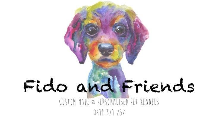 Fido and Friends Custom Made and Personalised Dog Kennels