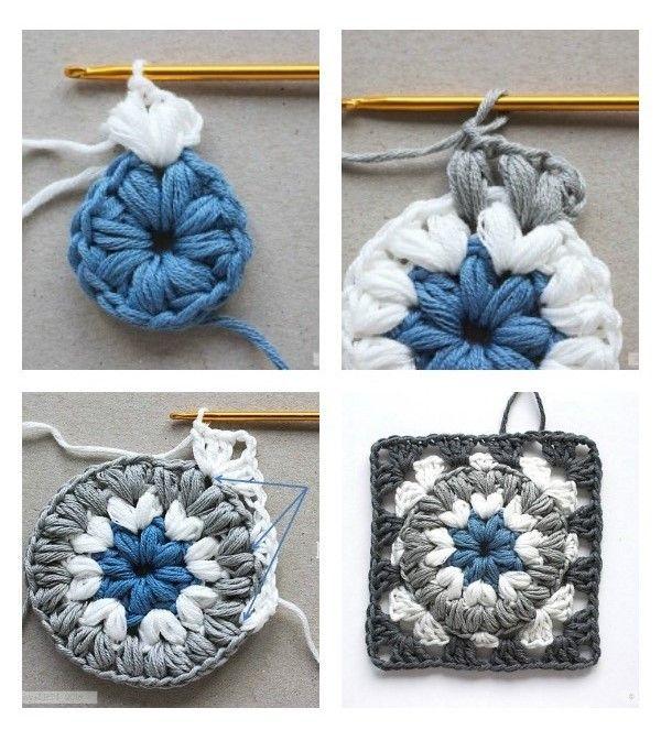 ergahandmade: Crochet Motif - \