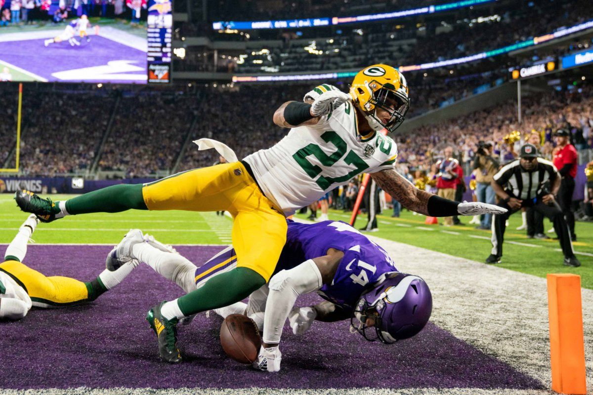 My 2019 Breakout Player Prediction Josh Jones Total Packers Green Bay Packers Jerseys Green Bay Packers Josh Jackson