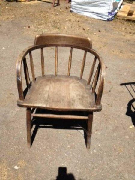 Antique Captain's Chair - Antique Captain's Chair Antiques Pinterest Antiques, Painted