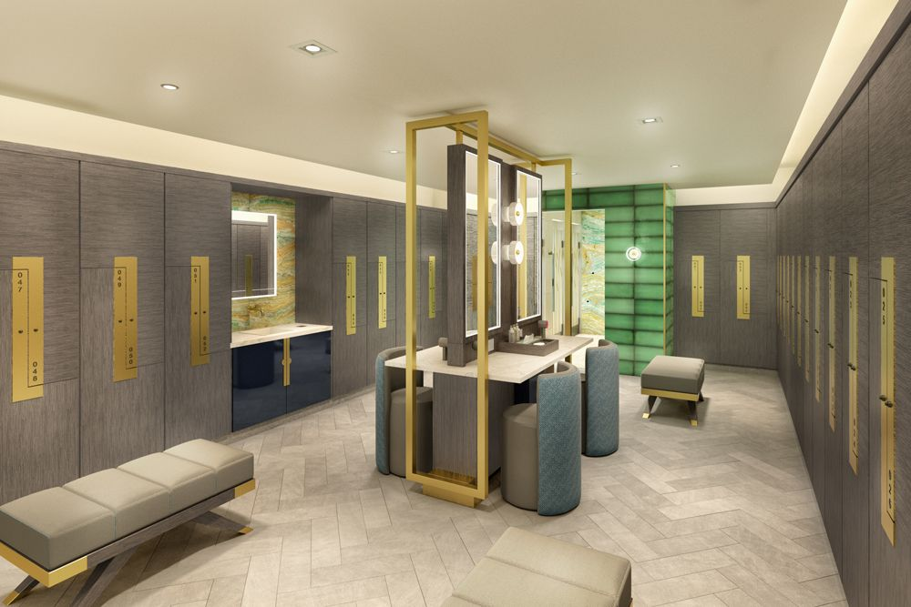 Sopwell House S New Cottonmill Spa Prepares To Open After 14m Project Relaxation Room House Treatment Rooms