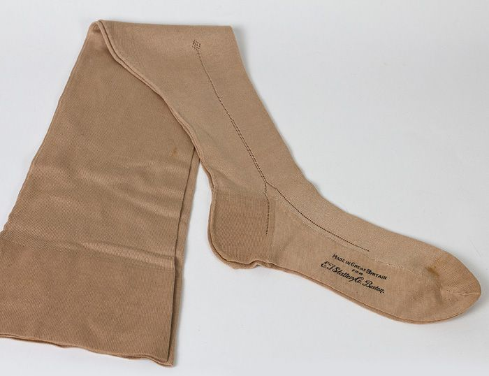 Period stockings—mint condition, c.1900