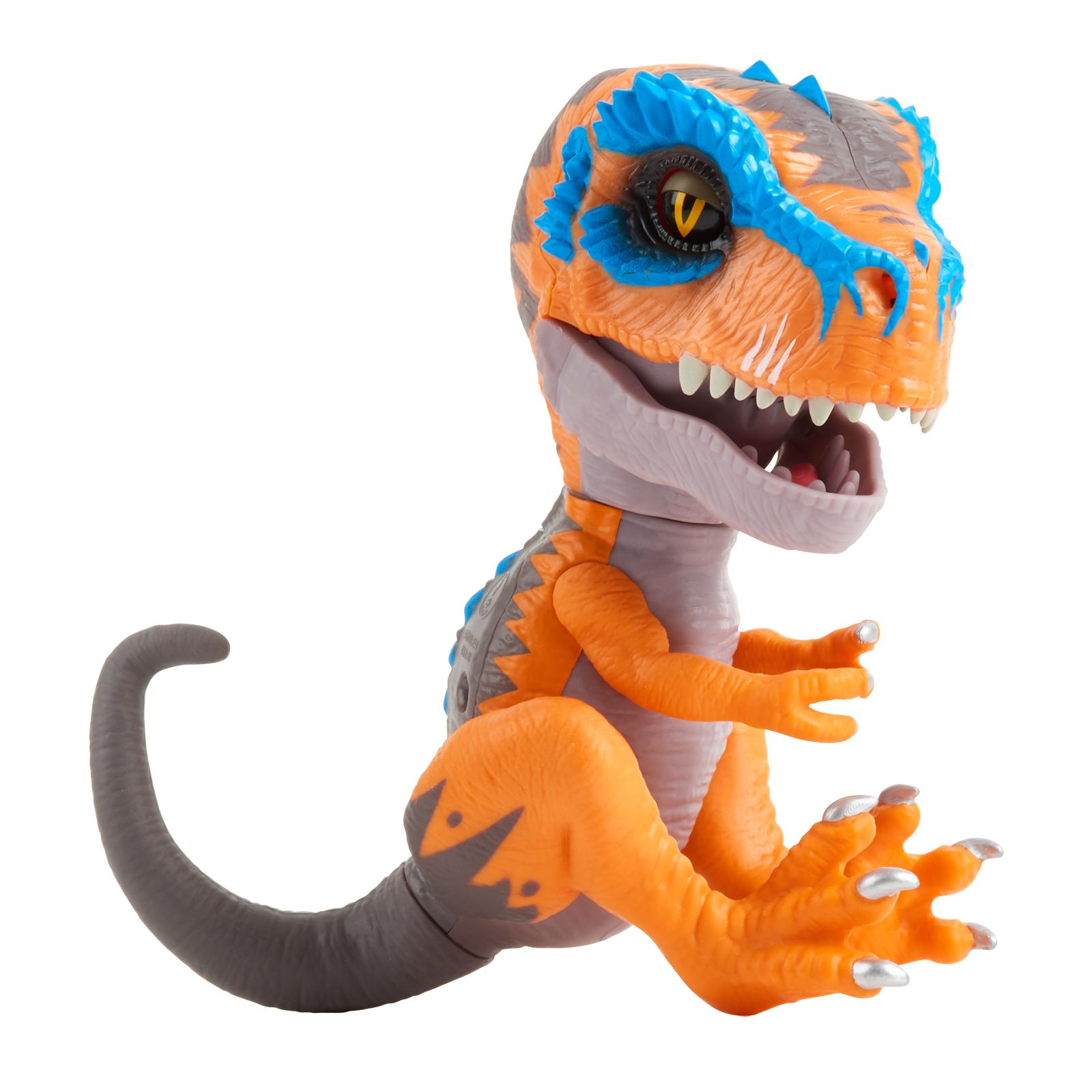 WowWee Untamed Raptor by Fingerlings Interactive Collectible Baby Dinosaur