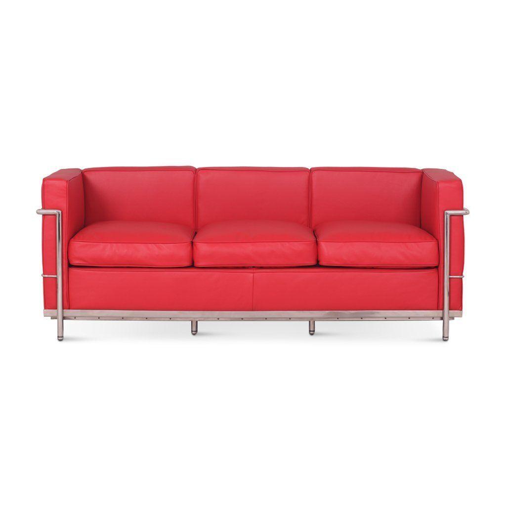 Le Corbusier LC2 Sofa Le corbusier sofa, Sofa, Vintage sofa