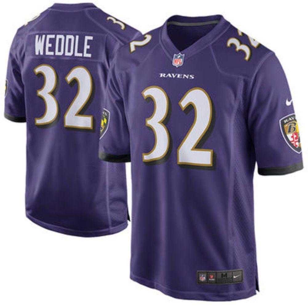Eric Weddle 32 Player Men s Short Sleeve T-Shirt 2016-17 Season Game Jerseys e2a337316894c