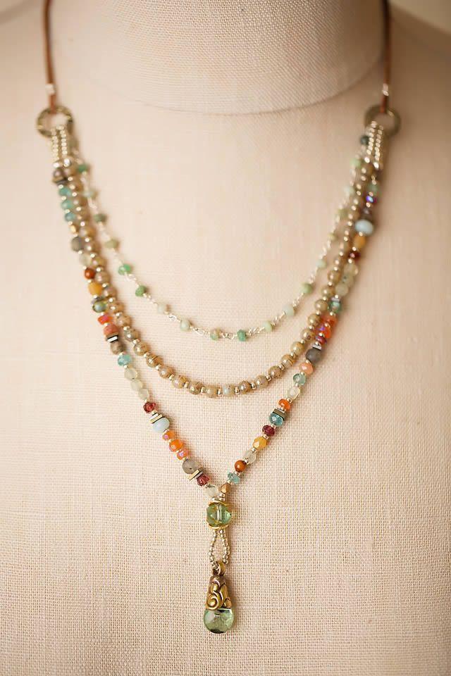 Photo of Boormanie überlagerte Halsketten-Metallanhänger-Art- und Weisesteinhalsketten golden,  #Boorm…