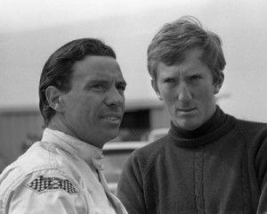 Jim Clark's Stock Car Experiment | National Speed Sport News