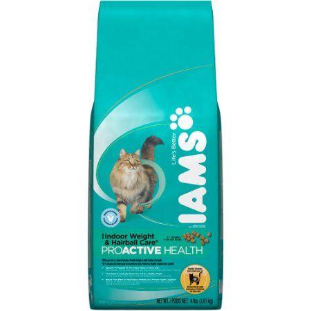 Iams ProActive Health Adult Indoor; Weight & Hairball Care