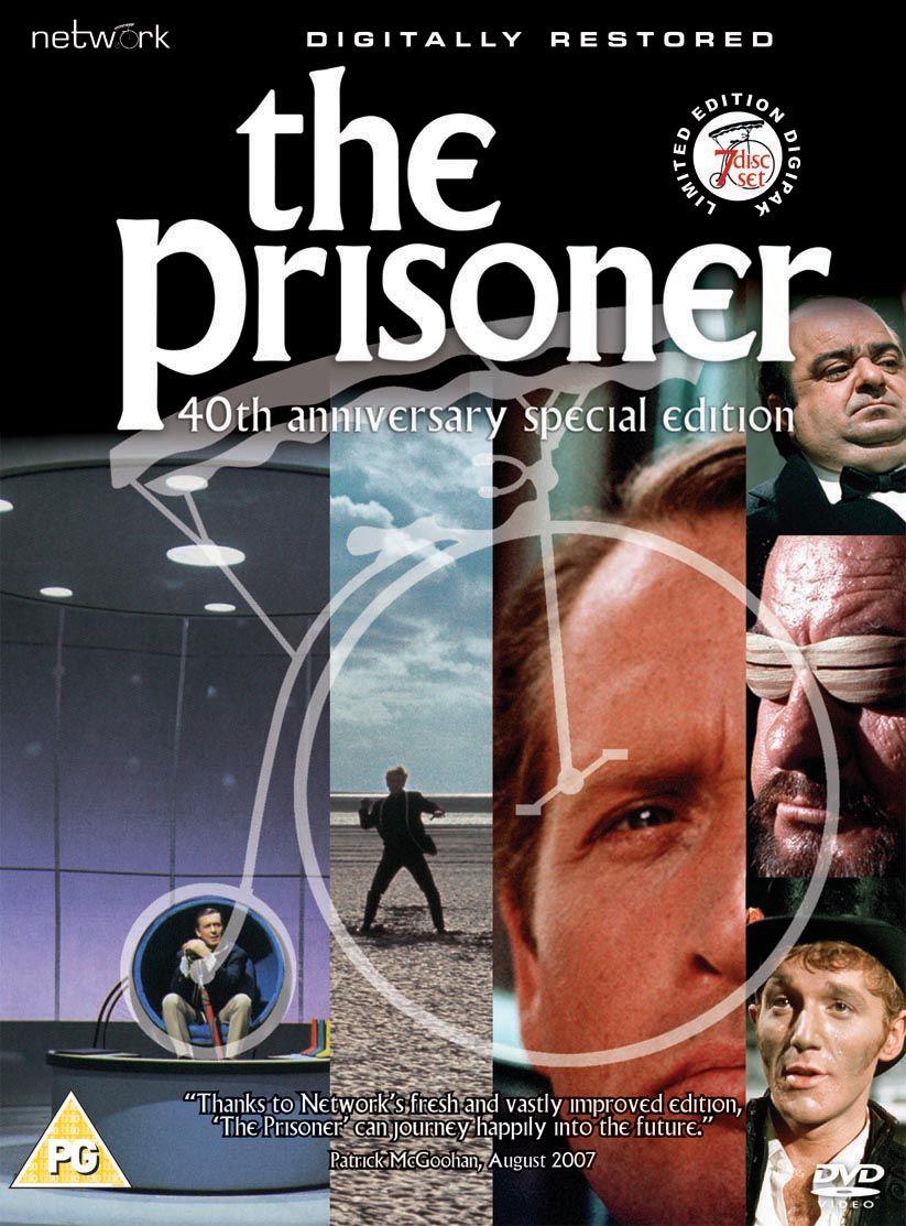 """Résultat de recherche d'images pour """"the prisoner series poster"""""""