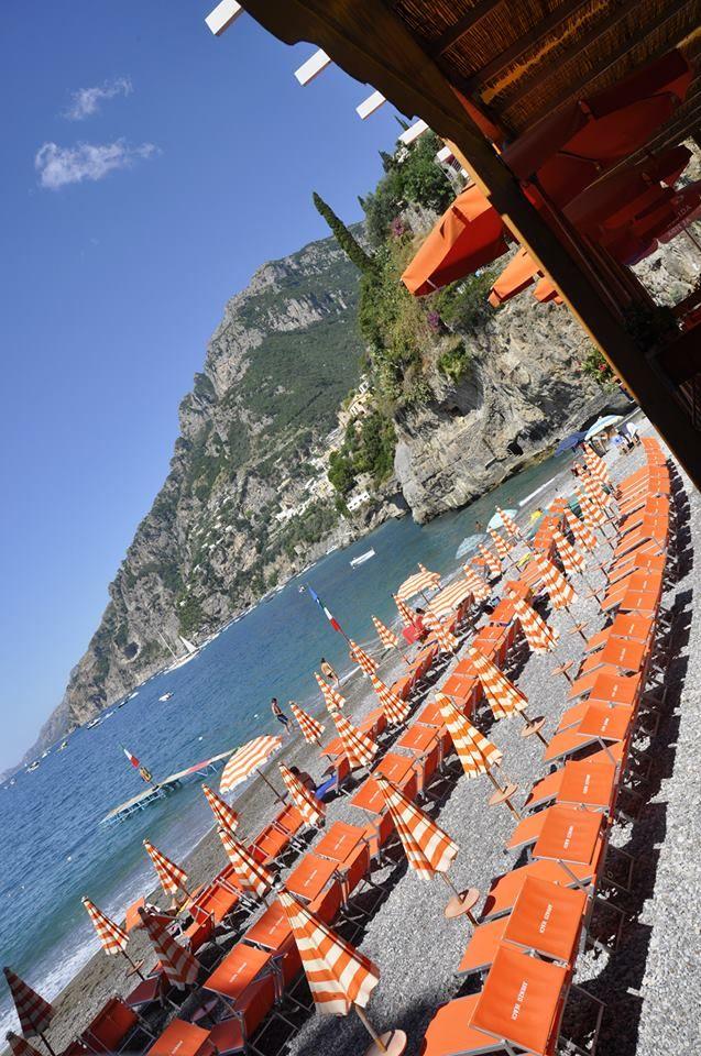 Bagni d\'Arienzo exclusive Beach club - Positano - Amalfi Coast ...