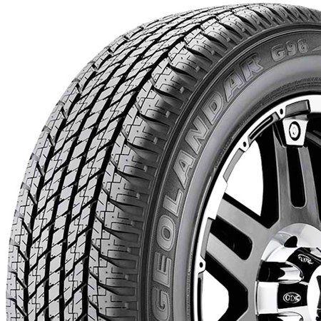 Yokohama All Season Tires >> Yokohama Geolandar G96b Lt245 60r20 107h Bsw All Season Tire
