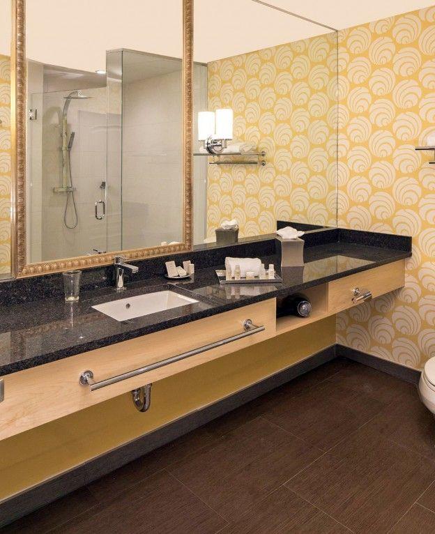 In Indigo Pittsburgh East Liberty Hotel United States Hotel - Bathroom design pittsburgh