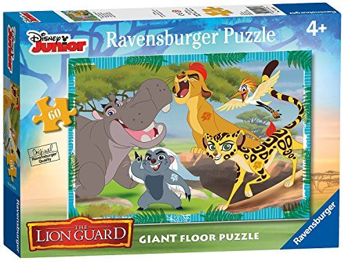 Disney The Lion Guard Giant Floor Puzzle Ages Board Games