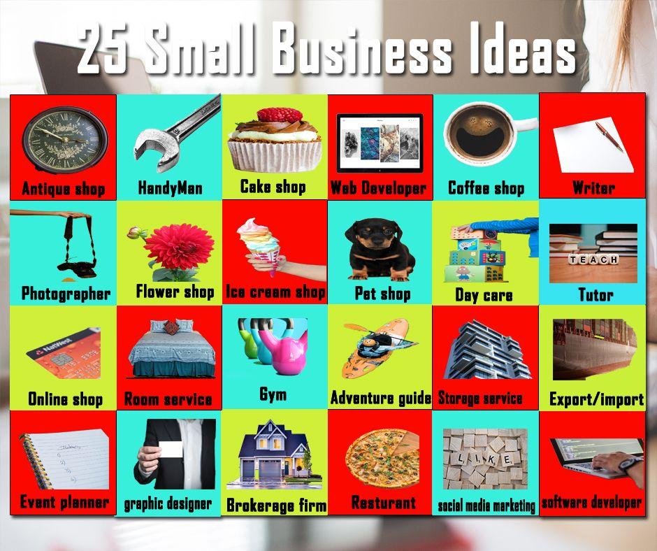 Best Small Business Ideas Best Small Business Ideas Small Business Ideas Small Town Business Ideas