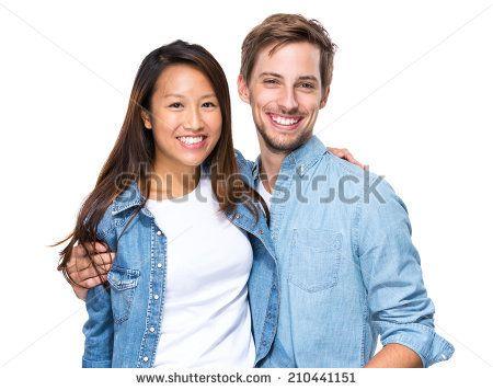 chinese girl dating white guy