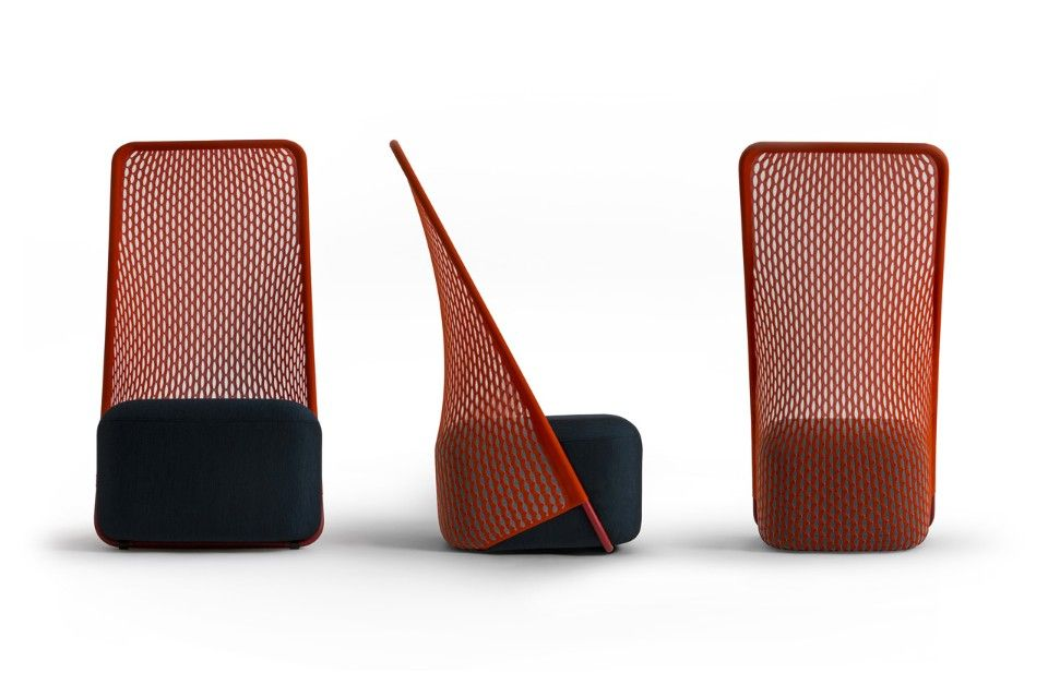 Benjamin Hubert in close collaboration with Moroso has designed a ...