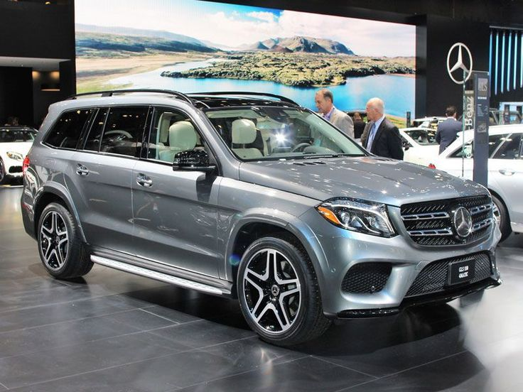 2018 Mercedes Benz GLS 550 4Matic Grand Edition Detroit