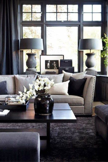 Living room decor be  little more inspired by styles trends  interior decorating advice so as to make your sitting where everyone would like also best home interiors images design house rh pinterest