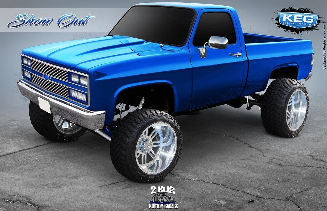 1 897 Likes 14 Comments Automotive Design Specialists Kegmedia On Instagram Clean Square Body Rend Chevy Trucks Lifted Chevy Trucks Chevy Pickup Trucks