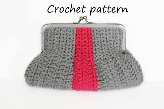 Monedero en crochet
