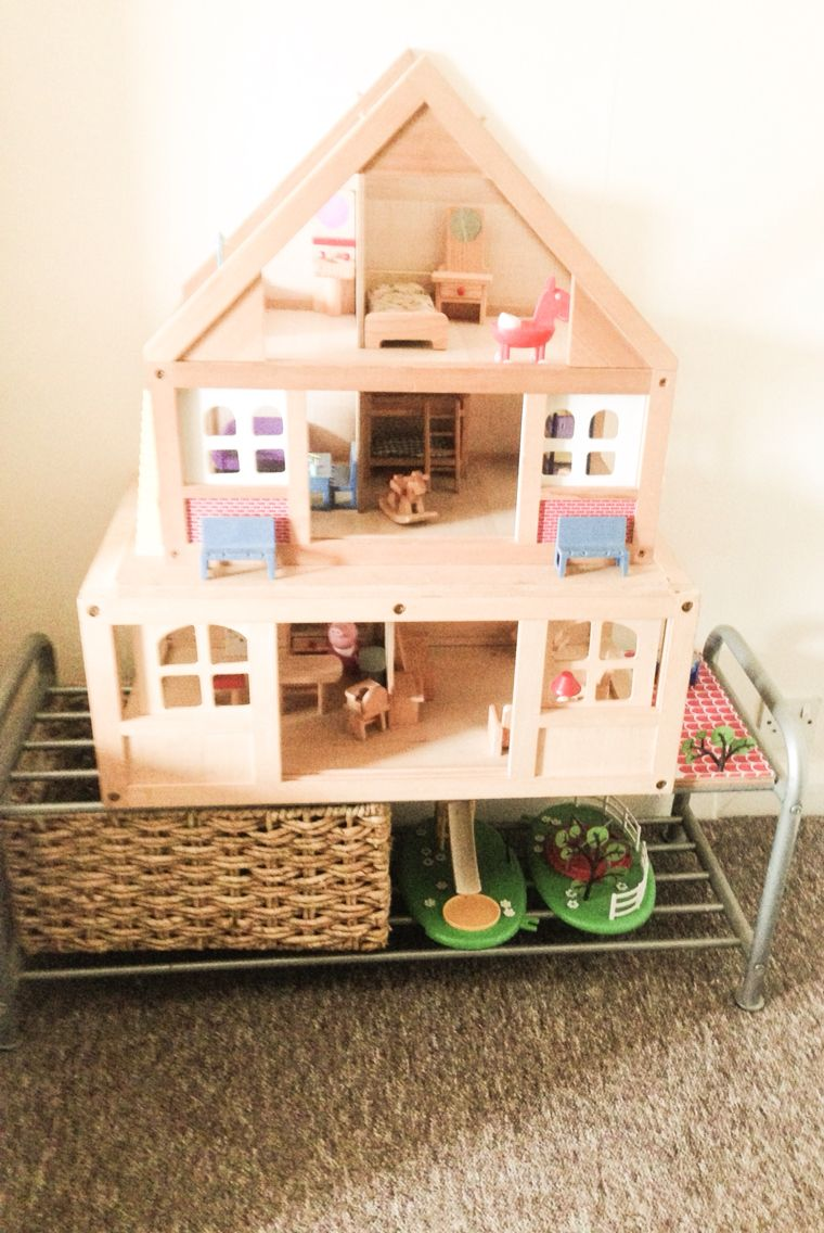 Our 3 Boys Have All Had Loved This Play House At One Point Or  # Muebles De Peppa Pig