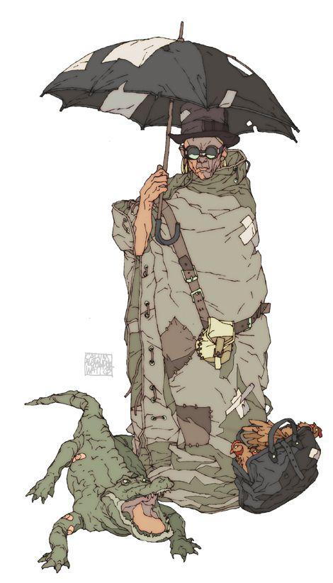 Krokotiilimies