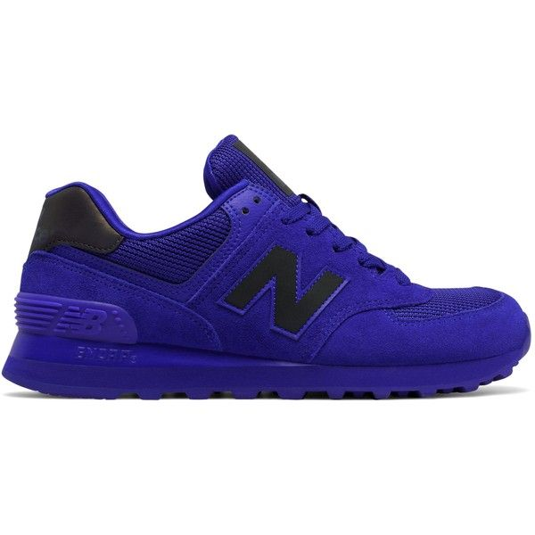 new balance 574 urban twilight womens 574 shoes 70  liked on polyvore featuring