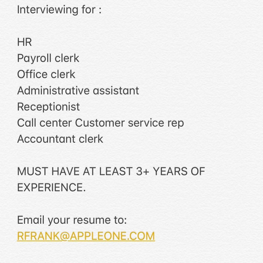 PLEASE SHARE AND TAG! job jobsearch recruitment career