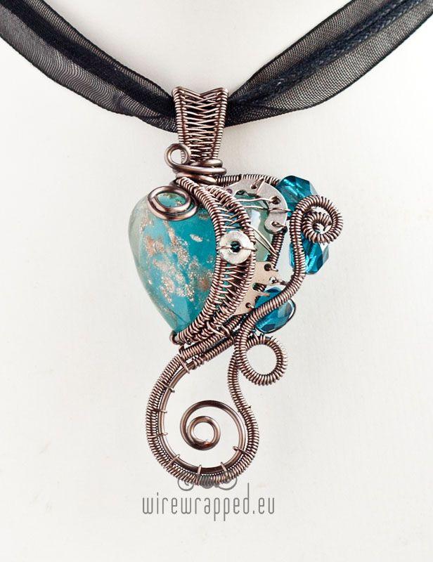jewellery – Wirewrapped.eu | Page 4 | Jewelry | Pinterest | Wire ...
