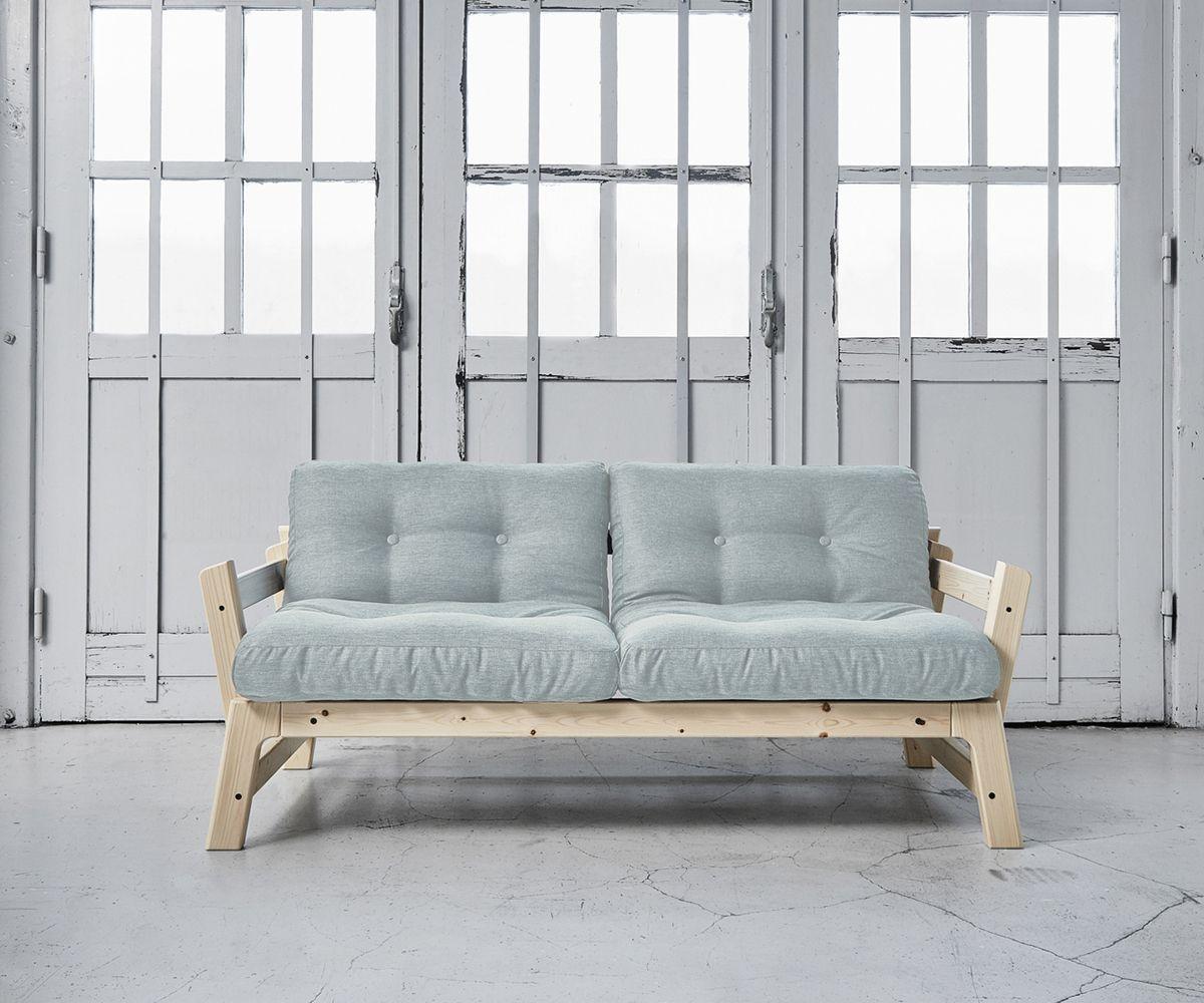 Scandi Chic Vom Feinsten: Futonsofa Step Von Karup. Dänisches Design Mit  Viel Komfort #