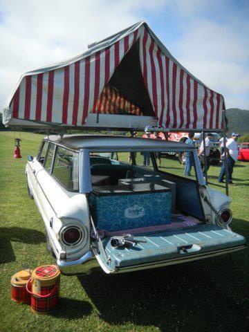 Station Wagon Tent The Wagon
