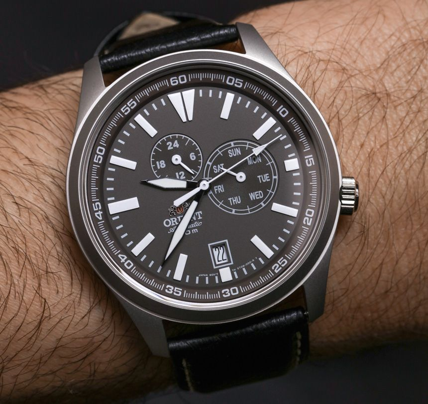 Orient Defender Watch Review | aBlogtoWatch