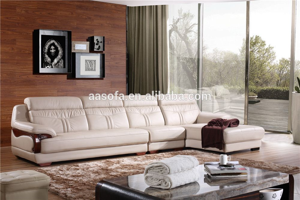 New product chinese leather sofa for dubai furniture