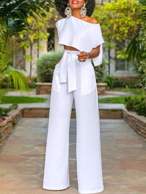 Resultado De Imagen De Vestidos Fiesta Pinterest Trajes Elegantes Pantalones De Moda Mujer Pantalones De Moda