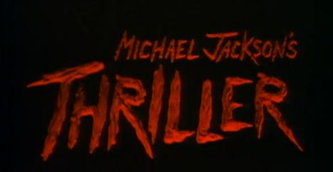 Micheal Jackson Thriller Font Michael Jackson Thriller Micheal Jackson Michael Jackson