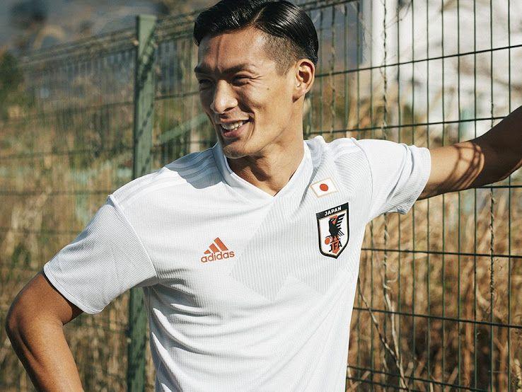 973d8a9b9 Japan 2018 World Cup Away Kit Released - Footy Headlines