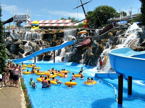 Big Kahuna S Waterpark In Destin Florida On Http