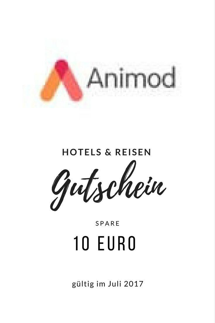 Animod De Spezialist Fur Hotelgutscheine Reisegutscheine Und